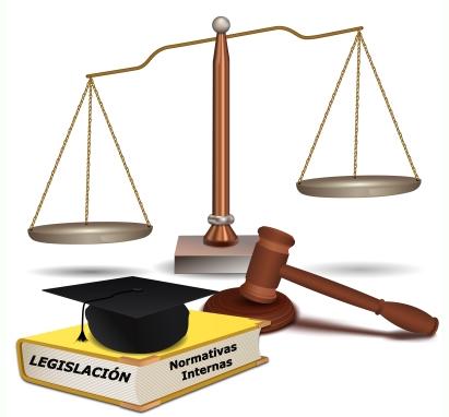 Legislacion y Normativas Internas